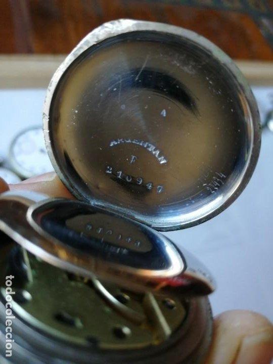 Relojes de bolsillo: RELOJ DE BOLSILLO. - Foto 4 - 190776517