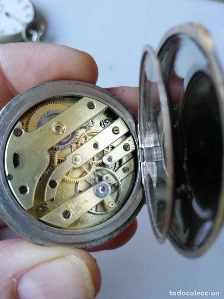 Relojes de bolsillo: RELOJ DE BOLSILLO. - Foto 5 - 190776517