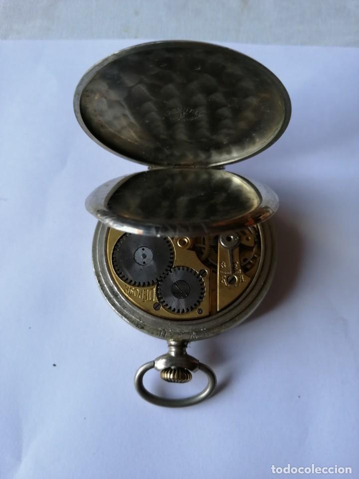 Relojes de bolsillo: RELOJ DE BOLSILLO ARGENTAN. - Foto 5 - 190778993