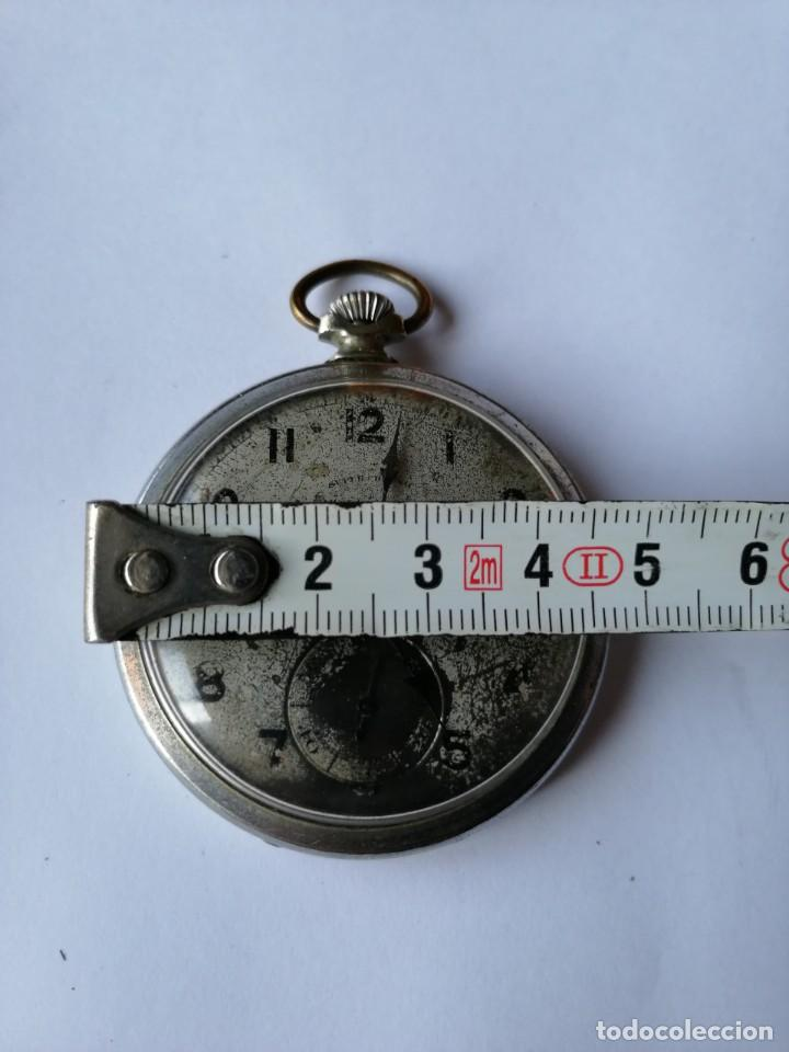 Relojes de bolsillo: RELOJ DE BOLSILLO GRANDS PRIX.BERNE 1914-BARCELONE 1929.MEMBRE DU JURY MILAN 1906.FAB.SUISSE. - Foto 2 - 190780075