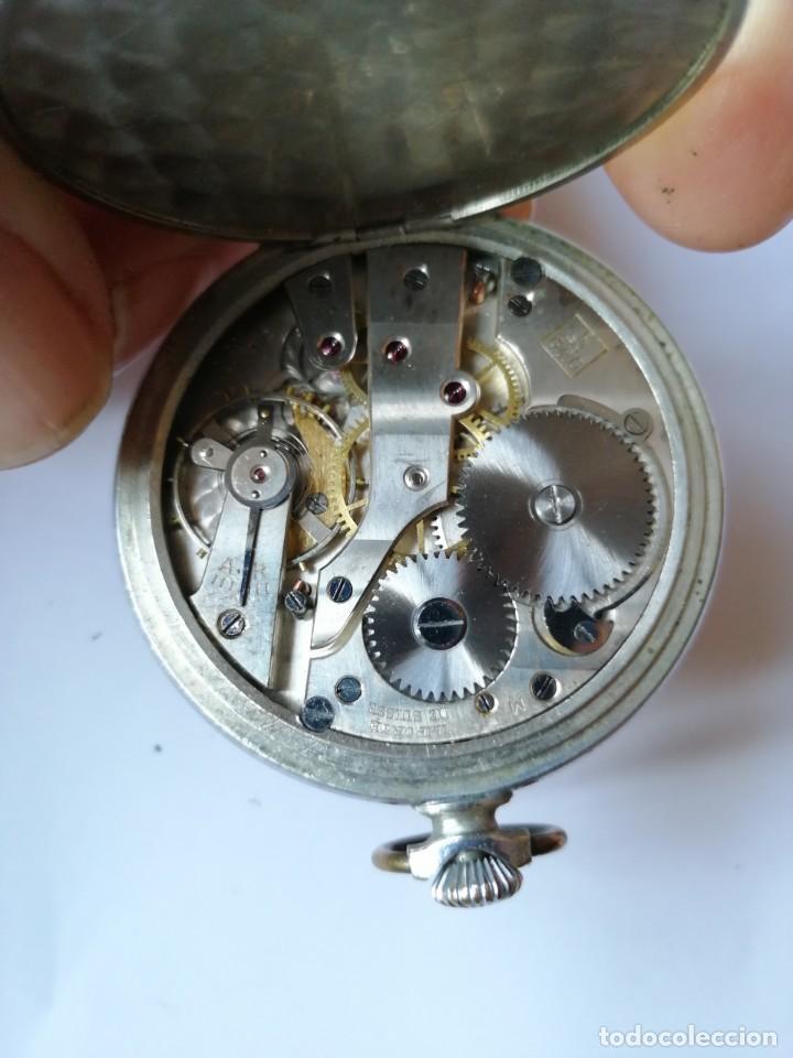 Relojes de bolsillo: RELOJ DE BOLSILLO GRANDS PRIX.BERNE 1914-BARCELONE 1929.MEMBRE DU JURY MILAN 1906.FAB.SUISSE. - Foto 6 - 190780075