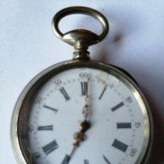 Relojes de bolsillo: RELOJ DE BOLSILLO DE LLAVE ¿C P ?. Lote 190862682