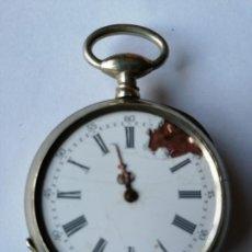 Relojes de bolsillo: RELOJ DE BOLSILLO DE LLAVE ¿C P ?. Lote 190864226