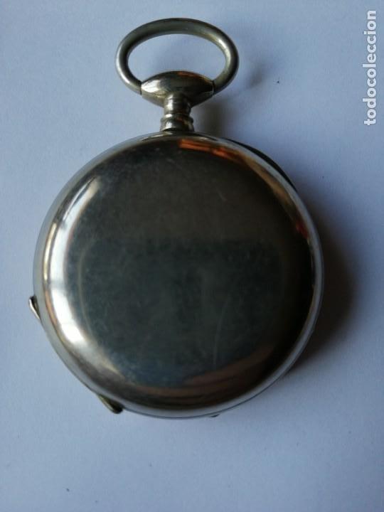 Relojes de bolsillo: RELOJ DE BOLSILLO DE LLAVE ¿C P ? - Foto 3 - 190864226