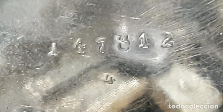 Relojes de bolsillo: RELOJ DE BOLSILLO TAPAS PLATA QUALITE BOUTTE / HENRI LEUBA - Foto 10 - 190875138