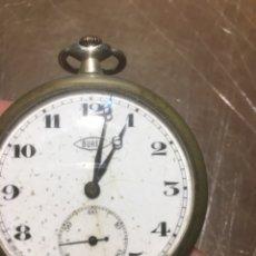 Relojes de bolsillo: RELOJ DE BOLSILLO SUIZO BUREN. Lote 190993806