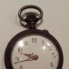 Relojes de bolsillo: MÁQUINA RELOJ DE BOLSILLO 3 CM, PARA RECAMBIO O REPARAR. Lote 191319473