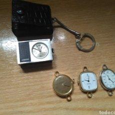 Relojes de bolsillo: RELOJES SIN PULSERA. Lote 191334306