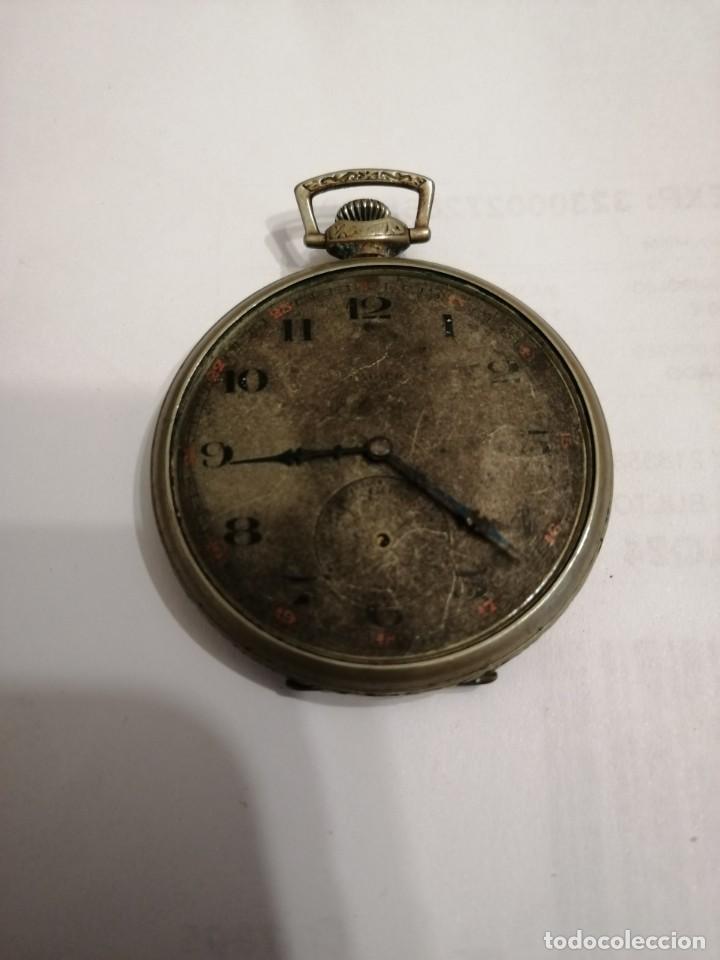 RELOJ DE BOLSILLO DE LLAVE ¿PACIFIC ? (Relojes - Bolsillo Carga Manual)