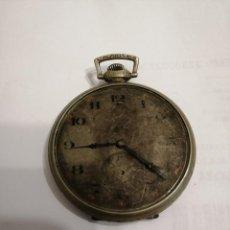 Relojes de bolsillo: RELOJ DE BOLSILLO DE LLAVE ¿PACIFIC ?. Lote 191420261