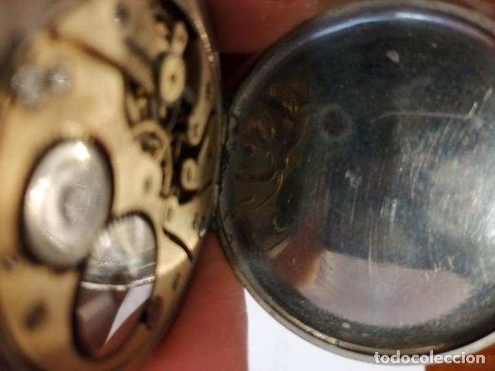Relojes de bolsillo: RELOJ DE BOLSILLO DE LLAVE ¿PACIFIC ? - Foto 6 - 191420261