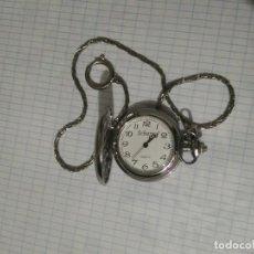 Relojes de bolsillo: RELOG DE BOLSILLO SCHRZ. Lote 191654802