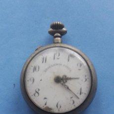 Relógios de bolso: RELOJ DE BOLSILLO ANTIGUO MARCA REGULADOR EXTRA. Lote 193873855