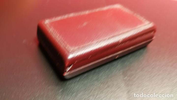 Relojes de bolsillo: LEONTINA CADENA DORADA PARA RELOJ DE BOLSILLO, SOBRE 24 cms de largo - Foto 5 - 194011301