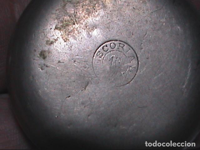 Relojes de bolsillo: ANTIGUO RELOJ DE BOLSILLO MARCA ESCORIAL 19. NO FUNCIONA. - Foto 3 - 194226371