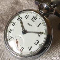 Relojes de bolsillo: SMITHS RELOJ DE BOLSILLO. Lote 194263815