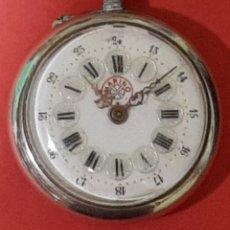 Relojes de bolsillo: RELOJ DE BOLSILLO, MARCA MARINO. FUNCIONA CORRECTAMENTE.. Lote 194269956