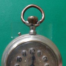 Relojes de bolsillo: RELOJ DE BOLSILLO CONSPIRADOR. FUNCIONANDO.. Lote 194279556