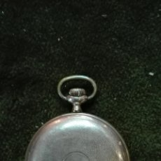 Relojes de bolsillo: RELOJ DE BOLSILLO MARCA CYMA FUNCIONA PERO SE PARA LIMPIEZA Y ENGRASE. Lote 194298972