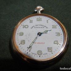 Relojes de bolsillo: RELOJ GRE ROSKOPF. Lote 194312273