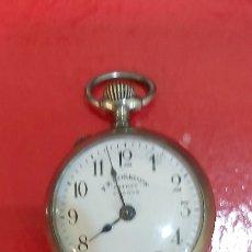 Relojes de bolsillo: RELOJ BOLSILLO ROSKOP PATENT.18632. Lote 194322420