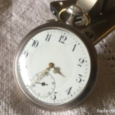 Relojes de bolsillo: RELOJ DE BOLSILLO THERMOS.. Lote 194329386