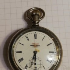 Relojes de bolsillo: RELOJ DE BOLSILLO ZENITH. Lote 194356153