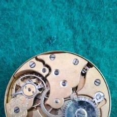 Relojes de bolsillo: MAQUINARIA RELOJ DEPOSE, PARA PIEZAS, RECAMBIOS. Lote 194487917