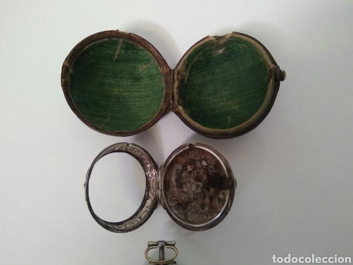 Relojes de bolsillo: LUJO EXPECTACULAR RELOJ CATALINO FUNCIONANDO SIGLO XVIII 1760 - 1780 CON LLAVE AAA - Foto 13 - 194522397