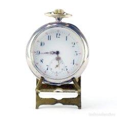Relojes de bolsillo: JWC (IWC). RELOJ DE BOLSILLO, LEPINE, REMONTOIR. SUIZA, CA. 1890.. Lote 194652610
