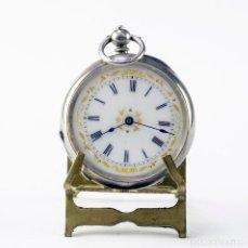 Relojes de bolsillo: RELOJ SUIZO DE COLGAR, UNISEX, LEPINE. SUIZA, CA. 1900.. Lote 194788647