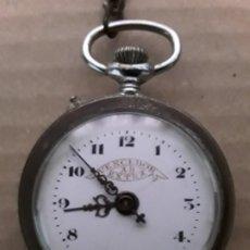 Relojes de bolsillo: RELOJ DE BOLSILLO ANTIGUO VENCEDOR EXTRA. Lote 195049691