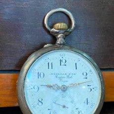Relojes de bolsillo: RELOJ DE BOLSILLO MOERIS - ROGIER ROL ORAN - VER FOTOS Y DESCRIPCION. Lote 195053447