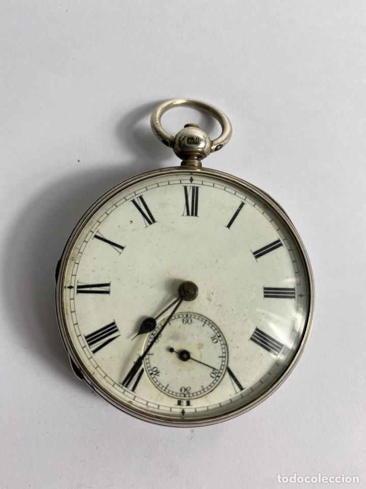 RELOJ DE BOLSILLO CARGA MANUAL. PRINCIPIOS S .XX. (Relojes - Bolsillo Carga Manual)