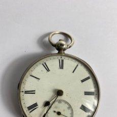 Relojes de bolsillo: RELOJ DE BOLSILLO CARGA MANUAL. PRINCIPIOS S .XX.. Lote 195097670