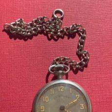 Relojes de bolsillo: ANTIGUO RELOJ DE BOLSILLO GRE. ROSKOPF. Lote 195144902