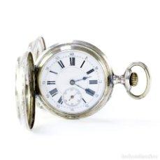 Relojes de bolsillo: ROBERT. RELOJ DE BOLSILLO, SABONETA Y REMONTOIR. SUIZA, CA. 1825. Lote 195162336