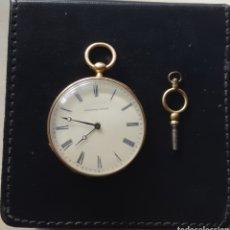 Relojes de bolsillo: RELOJ DE BOLSILLO ORO. Lote 195203753