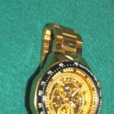 Relojes de bolsillo: RELOJ DE PULSERA ESQUELETO, CARGA MANUAL (D9). Lote 195263105