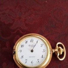 Relojes de bolsillo: RELOJ DE BOLSILLO ANTIGUO. Lote 195281066