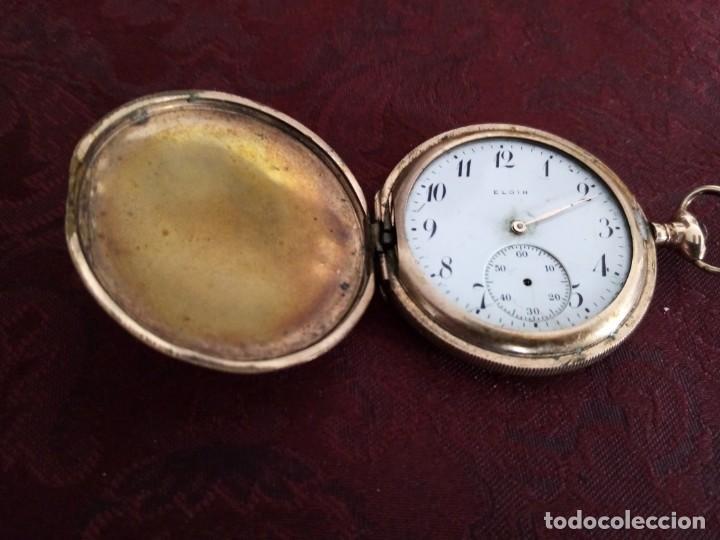 Relojes de bolsillo: reloj de bolsillo antiguo - Foto 2 - 195281338