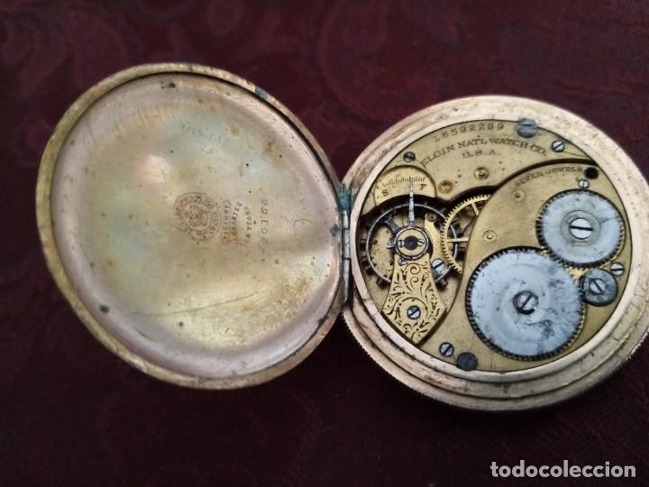 Relojes de bolsillo: reloj de bolsillo antiguo - Foto 4 - 195281338