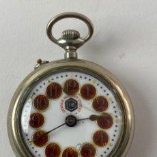 Relojes de bolsillo: RE-32. RELOJ DE BOLSILLO ARTHUR ROSKOPF. S.XIX.. Lote 195306030