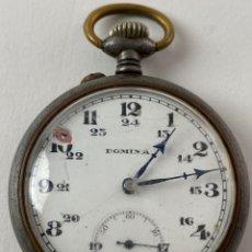 Relojes de bolsillo: RE-33. RELOJ DE BOLSILLO DOMINA. PRINCIPIOS S.XX.. Lote 195306148
