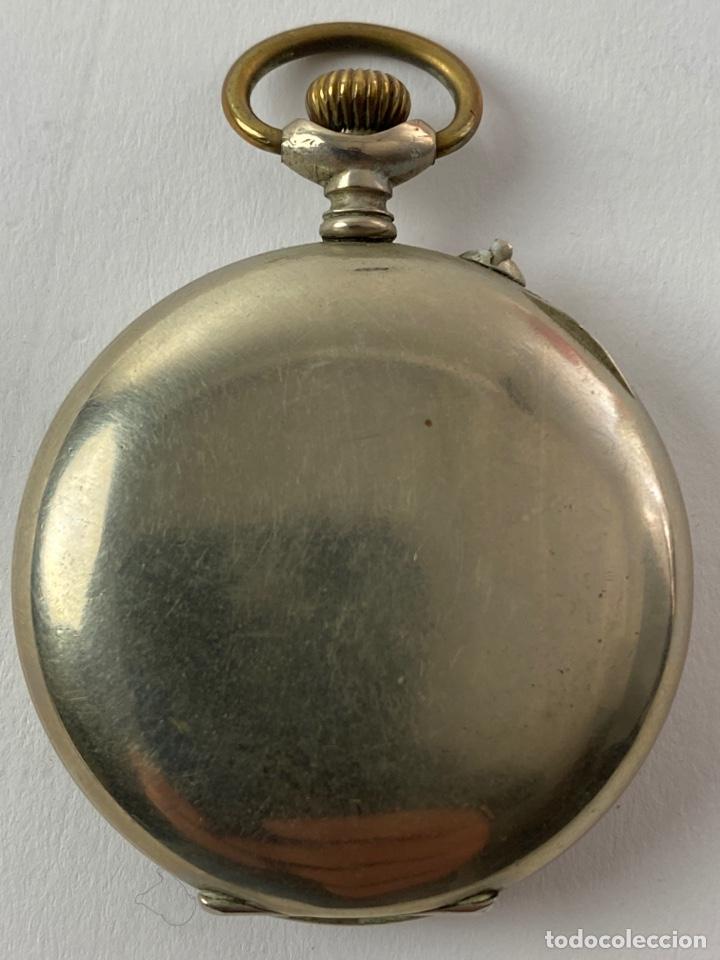 Relojes de bolsillo: RE-34. RELOJ DE BOLSILLO DE CARGA MANUAL. REGIO PATENT. PRINCIPIOS S .XX. - Foto 2 - 195306260