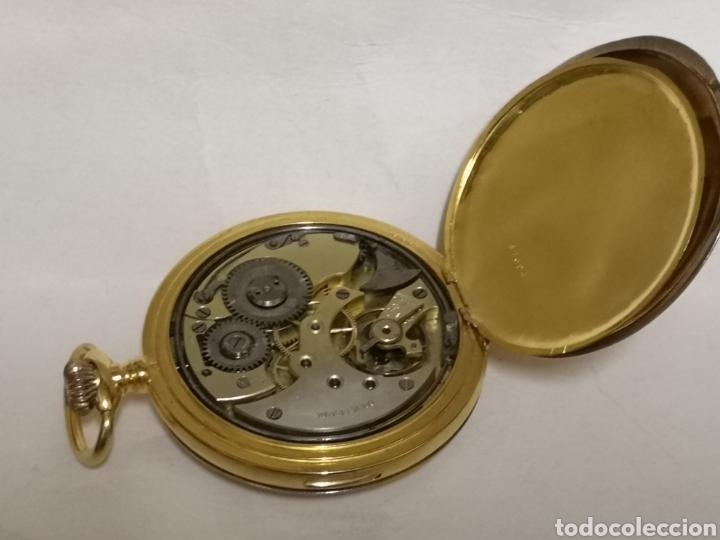 Relojes de bolsillo: Antiguo reloj de soneria chronometer repetición de 1898/1900 - Foto 5 - 195347137