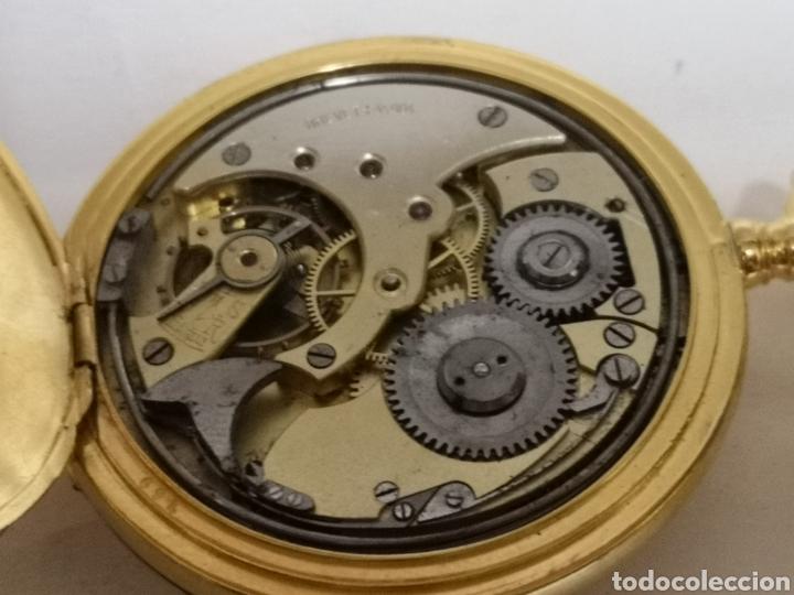 Relojes de bolsillo: Antiguo reloj de soneria chronometer repetición de 1898/1900 - Foto 6 - 195347137