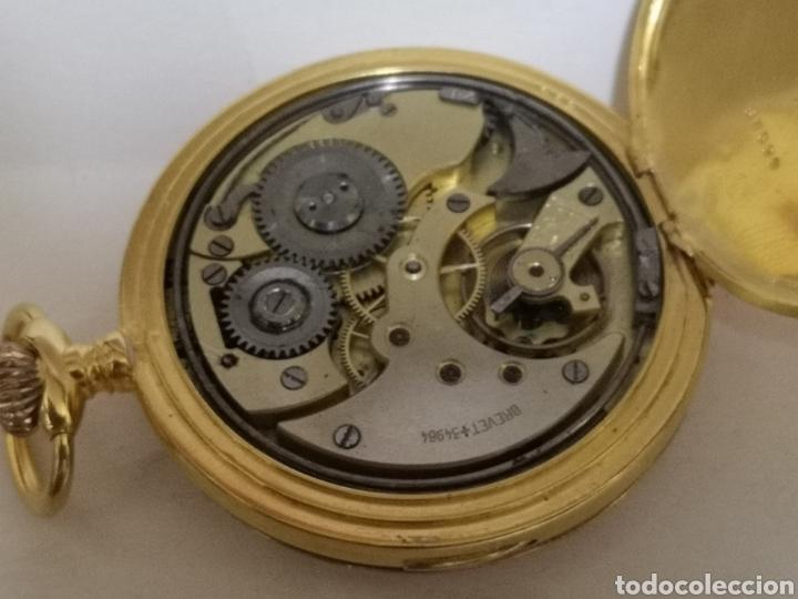 Relojes de bolsillo: Antiguo reloj de soneria chronometer repetición de 1898/1900 - Foto 9 - 195347137