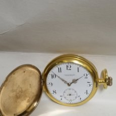 Relojes de bolsillo: ANTIGUO RELOJ DE SONERIA CHRONOMETER REPETICIÓN DE 1898/1900. Lote 195347137