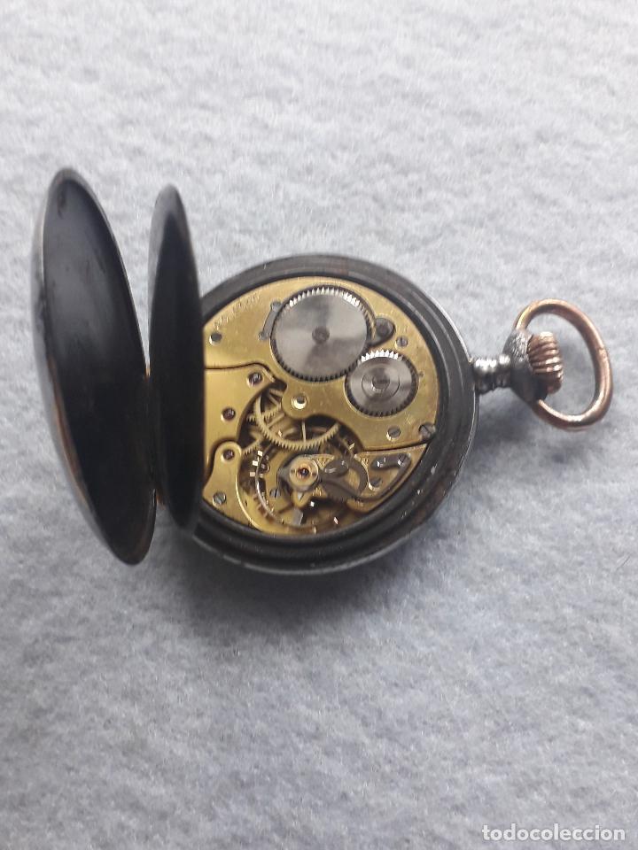 Relojes de bolsillo: Reloj de Bolsillo Antiguo Marca Zenith - Foto 6 - 195377638